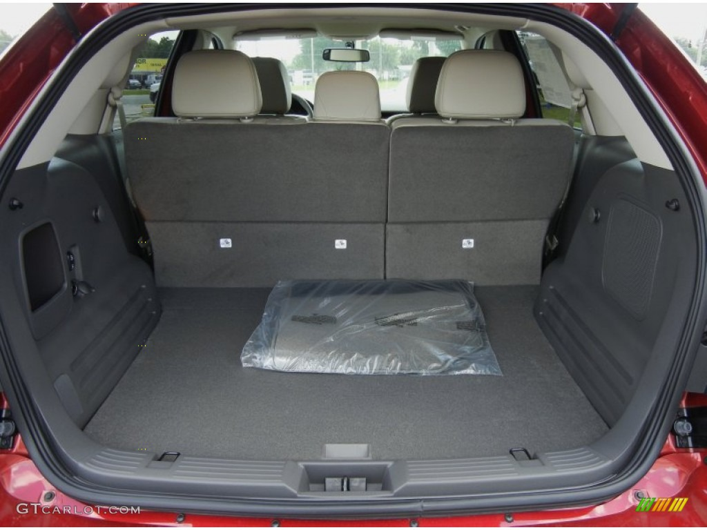 Ford Edge Limited Trunk Photo