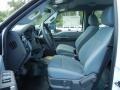 Steel Interior Photo for 2012 Ford F350 Super Duty #64888961
