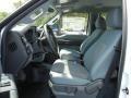 Steel Interior Photo for 2012 Ford F350 Super Duty #64889162