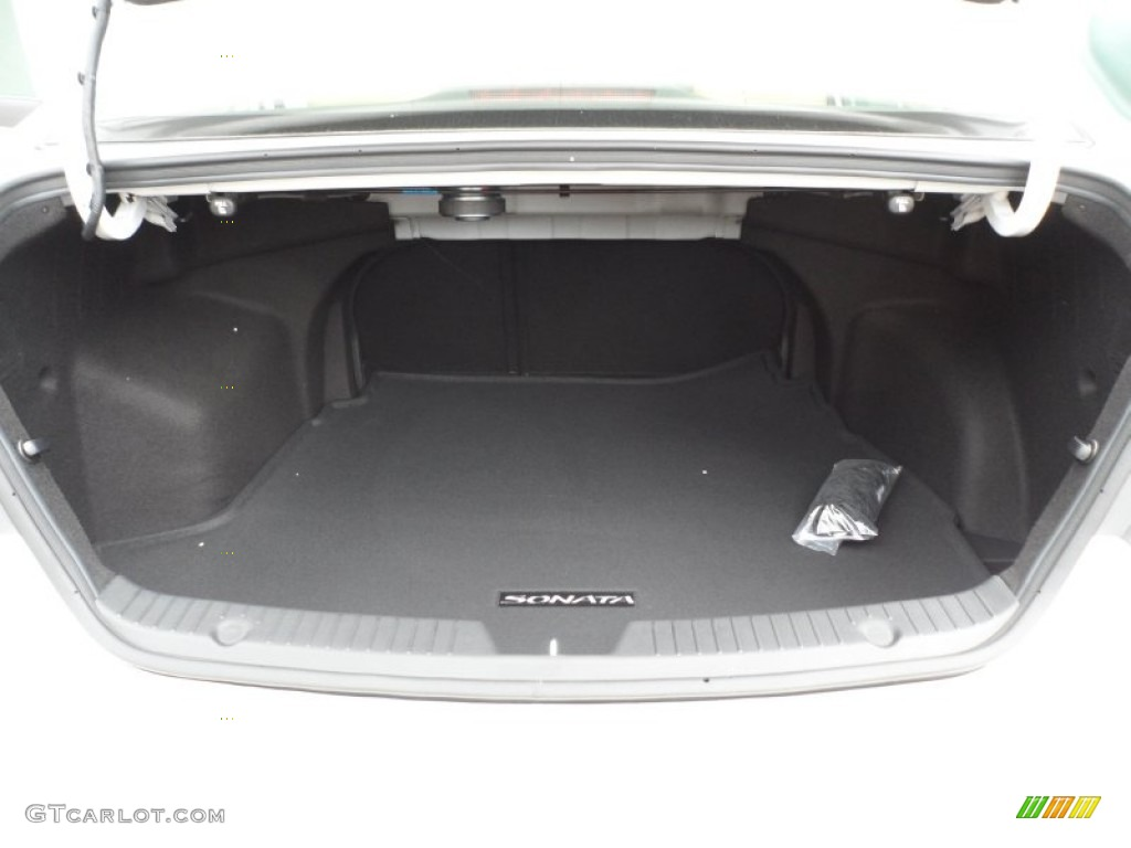 2013 Hyundai Sonata Limited Trunk Photo 64923059