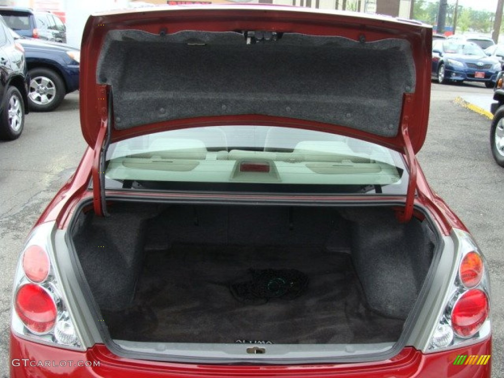 2005 nissan altima 3 5 se trunk photos - 2005 nissan altima custom interior ...