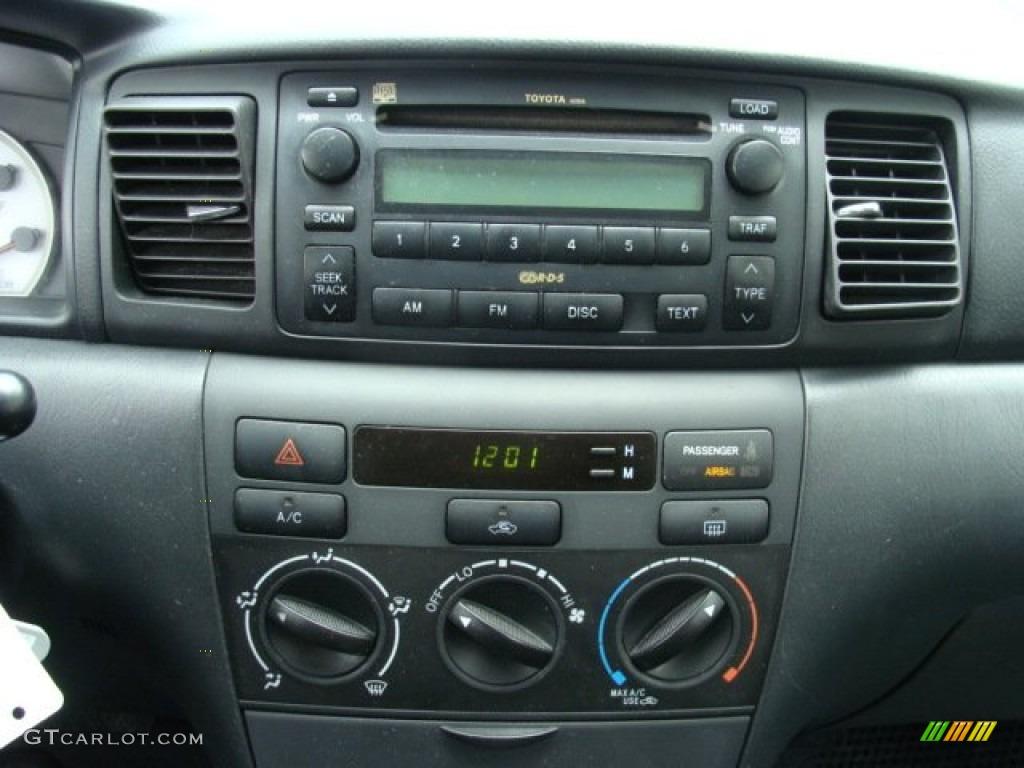 2007 Toyota Corolla S Controls Photo 64929238 Gtcarlot Com