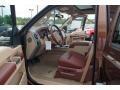 2012 Golden Bronze Metallic Ford F250 Super Duty King Ranch Crew Cab 4x4  photo #8