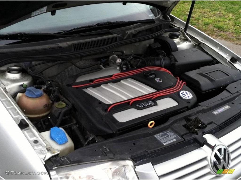 2000 vw jetta vr6 engine