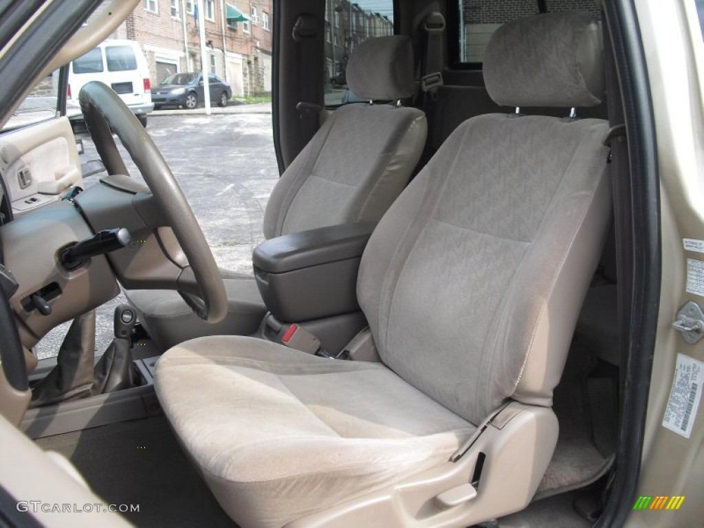 2003 Toyota Tacoma V6 Trd Xtracab 4x4 Front Seat Photo