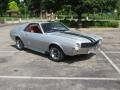 1968 AMX 390 Turbo Silver Metallic