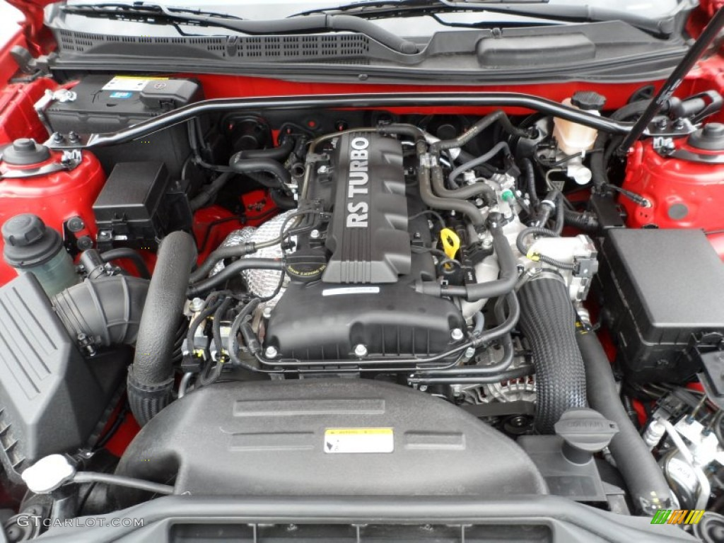 2012 Hyundai Genesis Coupe 2 0t Engine Photos Gtcarlot Com