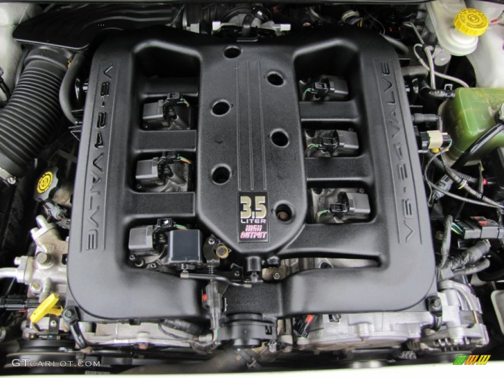 2003 Dodge Intrepid SXT Engine Photos