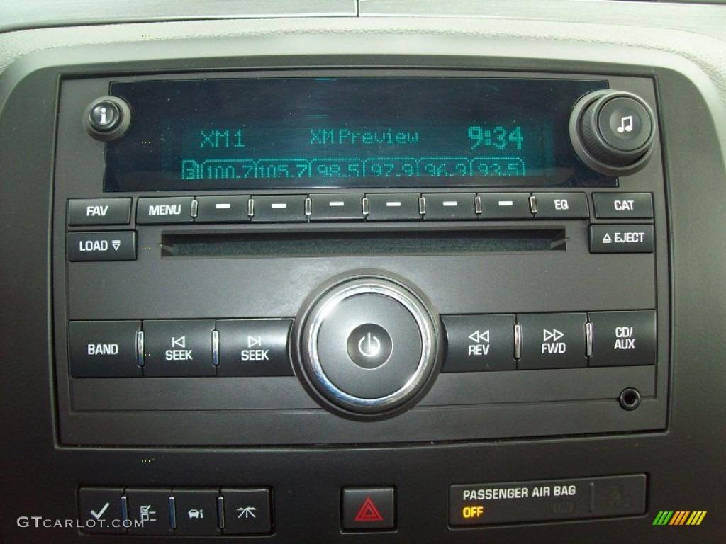 2008 Enclave CXL AWD - Red Jewel / Titanium/Dark Titanium photo #9