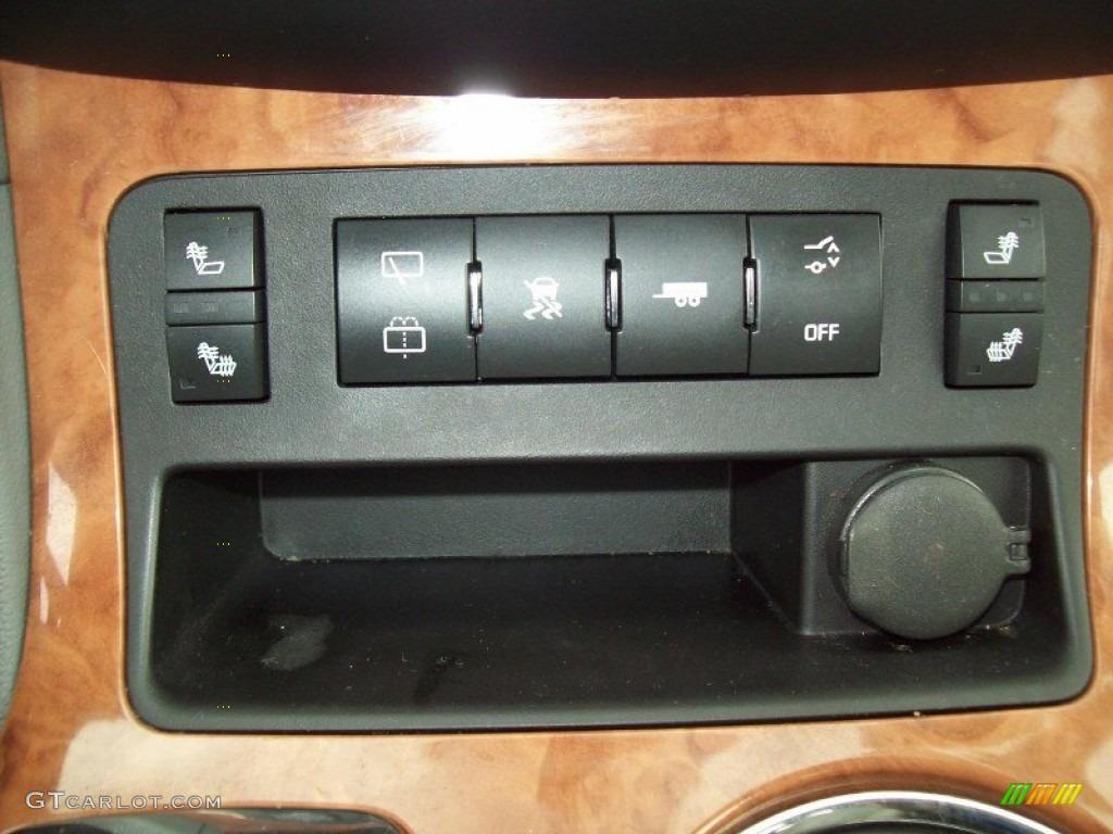 2008 Enclave CXL AWD - Red Jewel / Titanium/Dark Titanium photo #27