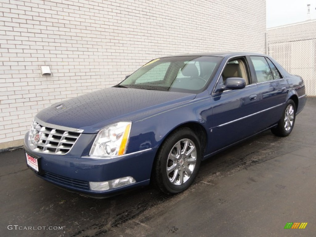 2009 cadillac dts blue 200 interior and exterior images. Black Bedroom Furniture Sets. Home Design Ideas