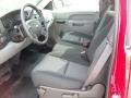 2012 Victory Red Chevrolet Silverado 1500 Work Truck Regular Cab  photo #16