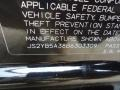 Black Pearl Metallic - SX4 Crossover Technology AWD Photo No. 16