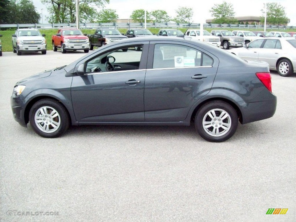 CHEVROLET SONIC 2015 OWNERS MANUAL Pdf Download