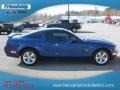 2007 Vista Blue Metallic Ford Mustang GT Deluxe Coupe  photo #4