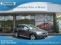 Saville Grey Metallic 2012 Volvo XC60 T6 R-Design