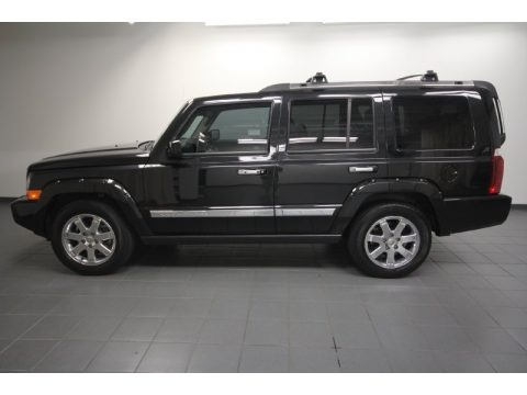 2009 jeep commander overland 4x4 data info and specs. Black Bedroom Furniture Sets. Home Design Ideas