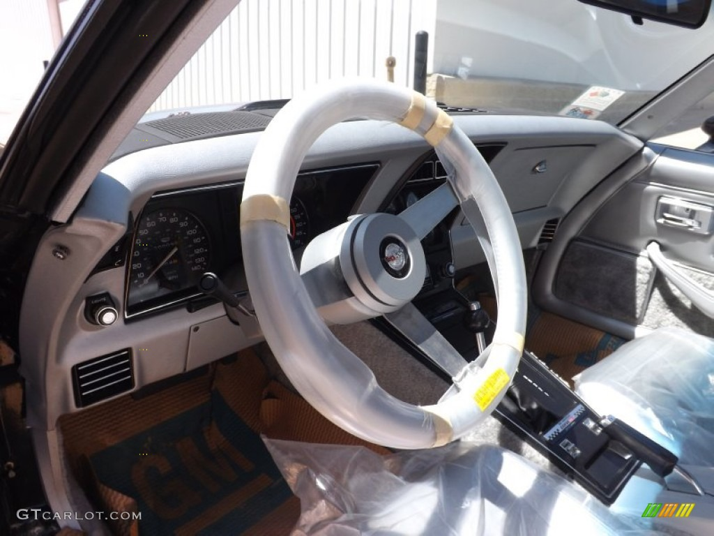 1978 chevrolet corvette indianapolis 500 pace car gray dashboard photo 65012172. Black Bedroom Furniture Sets. Home Design Ideas
