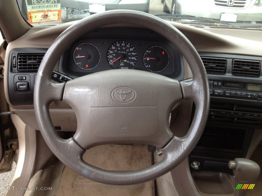 1997 toyota corolla dx steering wheel photos. Black Bedroom Furniture Sets. Home Design Ideas