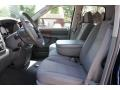 2006 Patriot Blue Pearl Dodge Ram 1500 SLT Quad Cab 4x4  photo #9
