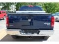 2006 Patriot Blue Pearl Dodge Ram 1500 SLT Quad Cab 4x4  photo #12