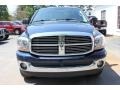 2006 Patriot Blue Pearl Dodge Ram 1500 SLT Quad Cab 4x4  photo #16