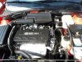 2006 Suzuki Forenza 2.0L DOHC 16 Valve Inline 4 Cylinder Engine Photo