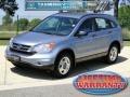 2010 Glacier Blue Metallic Honda CR-V LX  photo #1