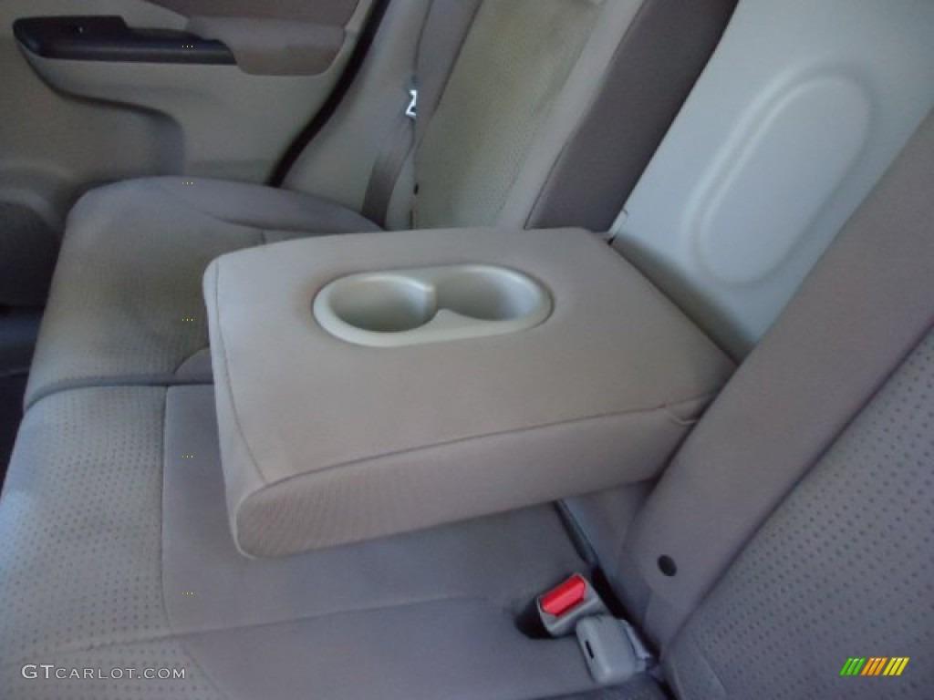 2012 CR-V EX 4WD - Alabaster Silver Metallic / Gray photo #36