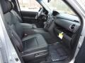 2012 Honda Pilot Black Interior Interior Photo