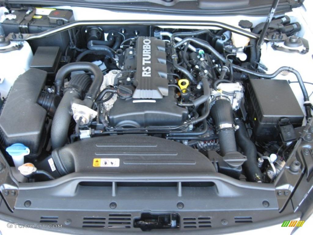 2013 Hyundai Genesis Coupe 2 0t 2 0 Liter Twin Scroll