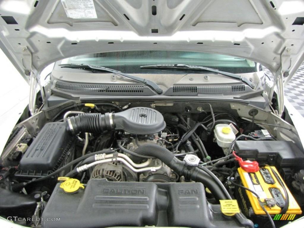 2003 dodge durango slt 4x4 5 9 liter ohv 16 valve v8