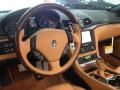 Dashboard of 2012 GranTurismo Convertible GranCabrio