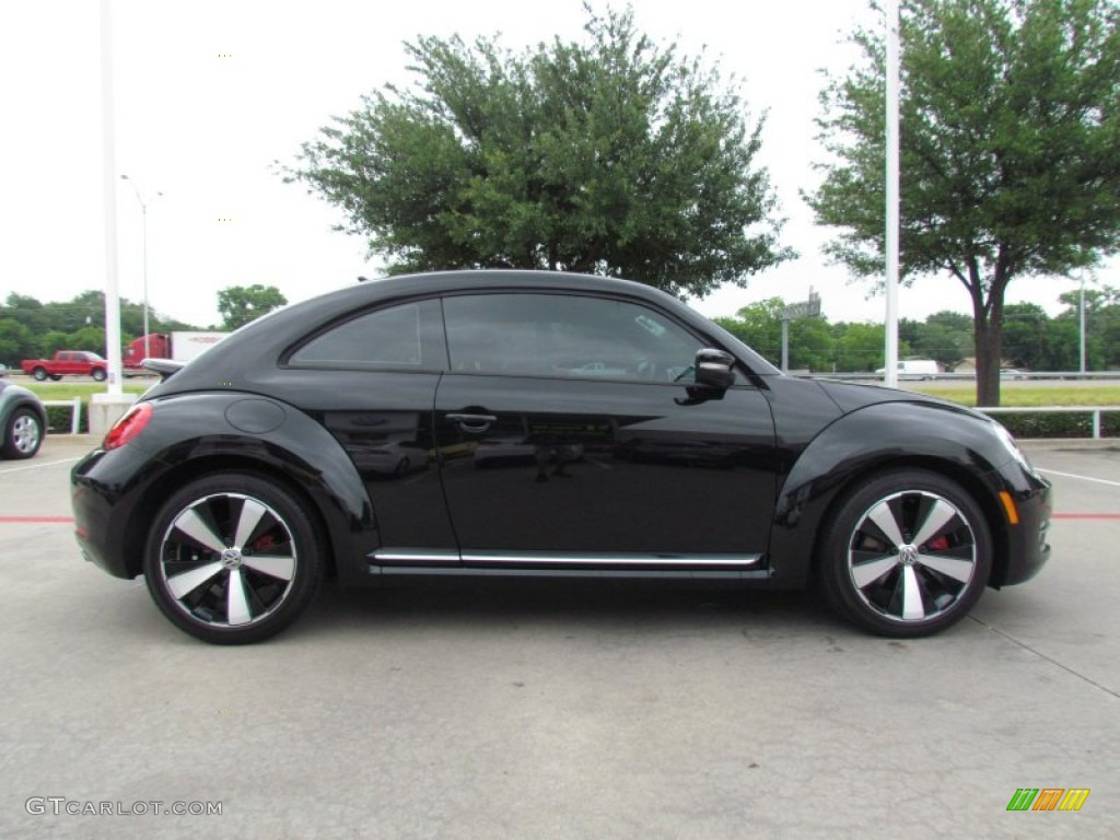 black 2012 volkswagen beetle turbo exterior photo 65091560. Black Bedroom Furniture Sets. Home Design Ideas