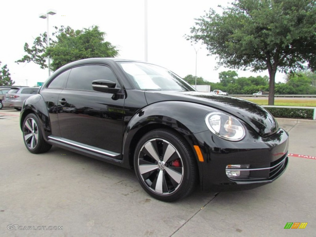black 2012 volkswagen beetle turbo exterior photo 65091575. Black Bedroom Furniture Sets. Home Design Ideas