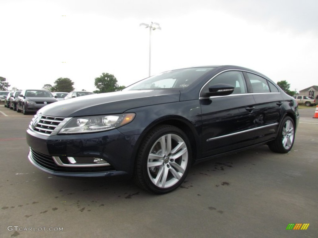 2013 night blue metallic volkswagen cc lux 65041781 photo. Black Bedroom Furniture Sets. Home Design Ideas