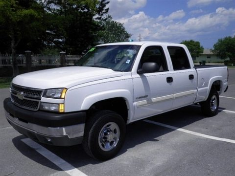 2005 chevrolet silverado 2500hd ls crew cab data info and specs. Black Bedroom Furniture Sets. Home Design Ideas