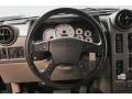 Wheat Steering Wheel Photo for 2003 Hummer H2 #65098044