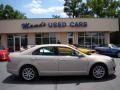 2010 Smokestone Metallic Ford Fusion SEL  photo #1