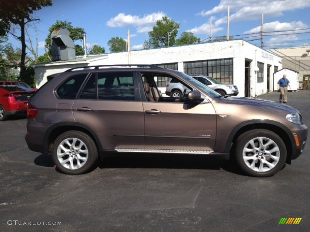sparkling bronze metallic 2011 bmw x5 xdrive 35i exterior photo 65114034. Black Bedroom Furniture Sets. Home Design Ideas