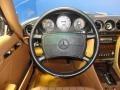 1986 SL Class 560 SL Roadster Steering Wheel
