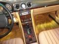 Dashboard of 1986 SL Class 560 SL Roadster