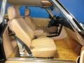 1986 SL Class 560 SL Roadster Parchment Interior