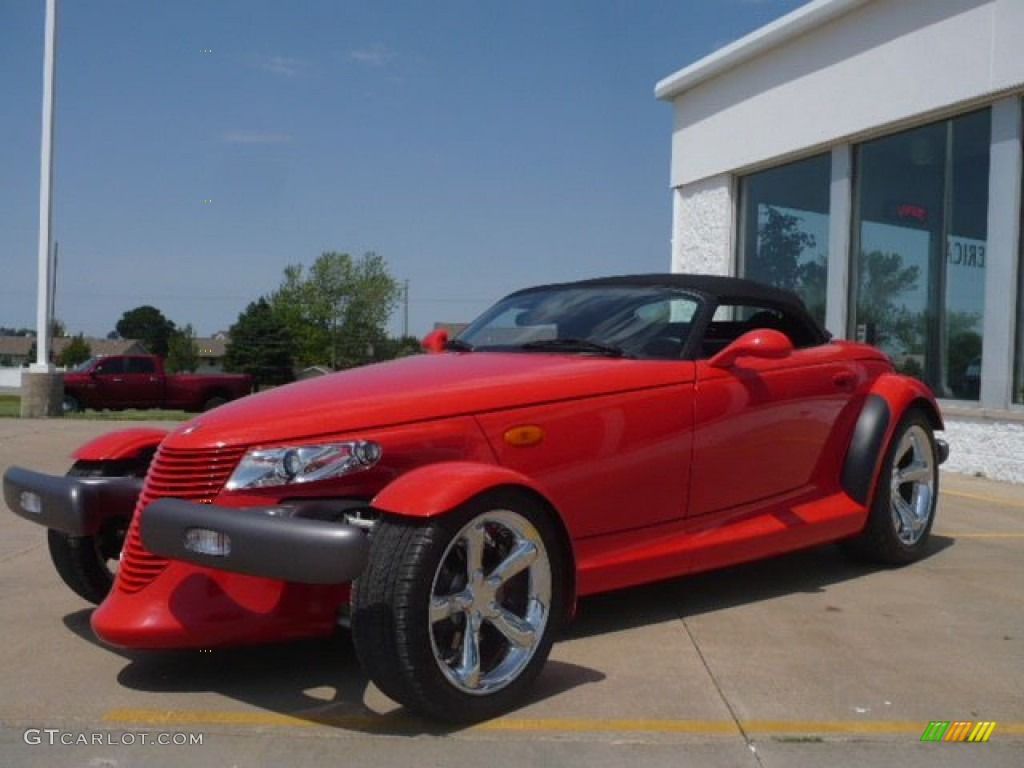 Exterior 65129017 on plymouth prowler specs
