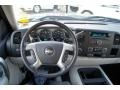 Light Titanium/Ebony Accents Dashboard Photo for 2008 Chevrolet Silverado 1500 #65130559