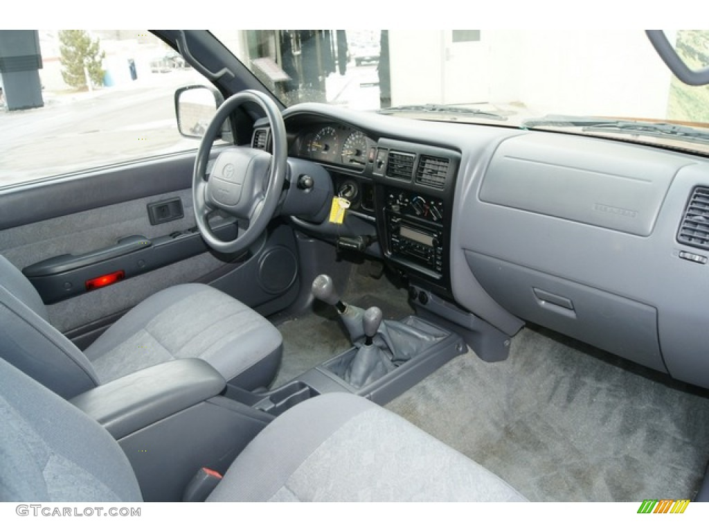 2000 Toyota Tacoma V6 Trd Extended Cab 4x4 Dashboard