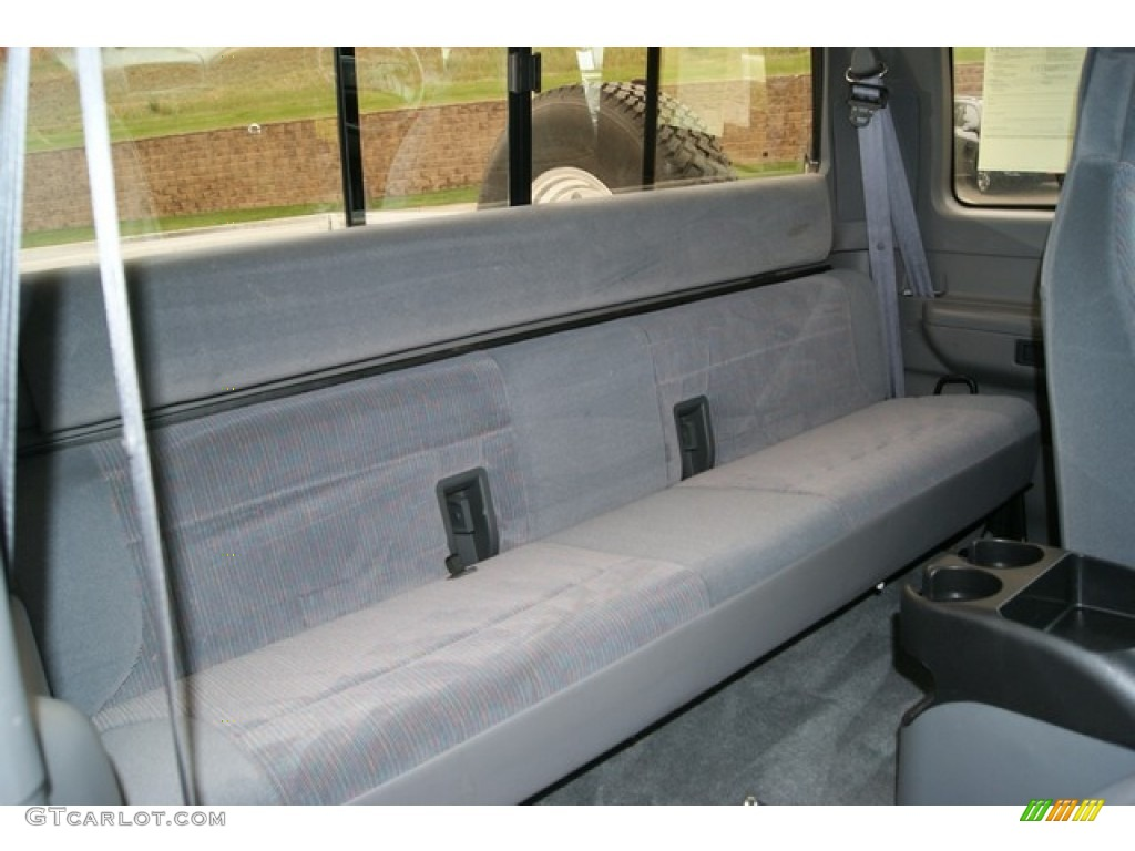 1997 ford f250 xlt extended cab 4x4 rear seat photo. Black Bedroom Furniture Sets. Home Design Ideas