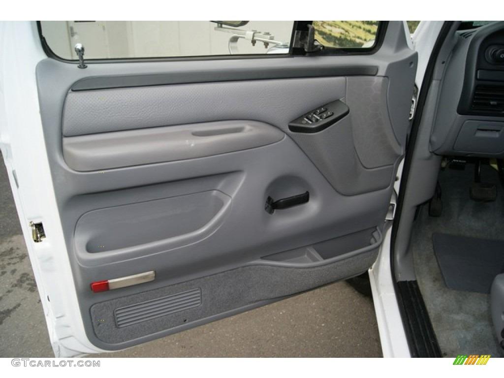 1997 ford f250 door