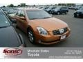 Radiant Ember 2004 Nissan Maxima Gallery
