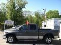 2002 Graphite Metallic Dodge Ram 1500 SLT Quad Cab 4x4  photo #4